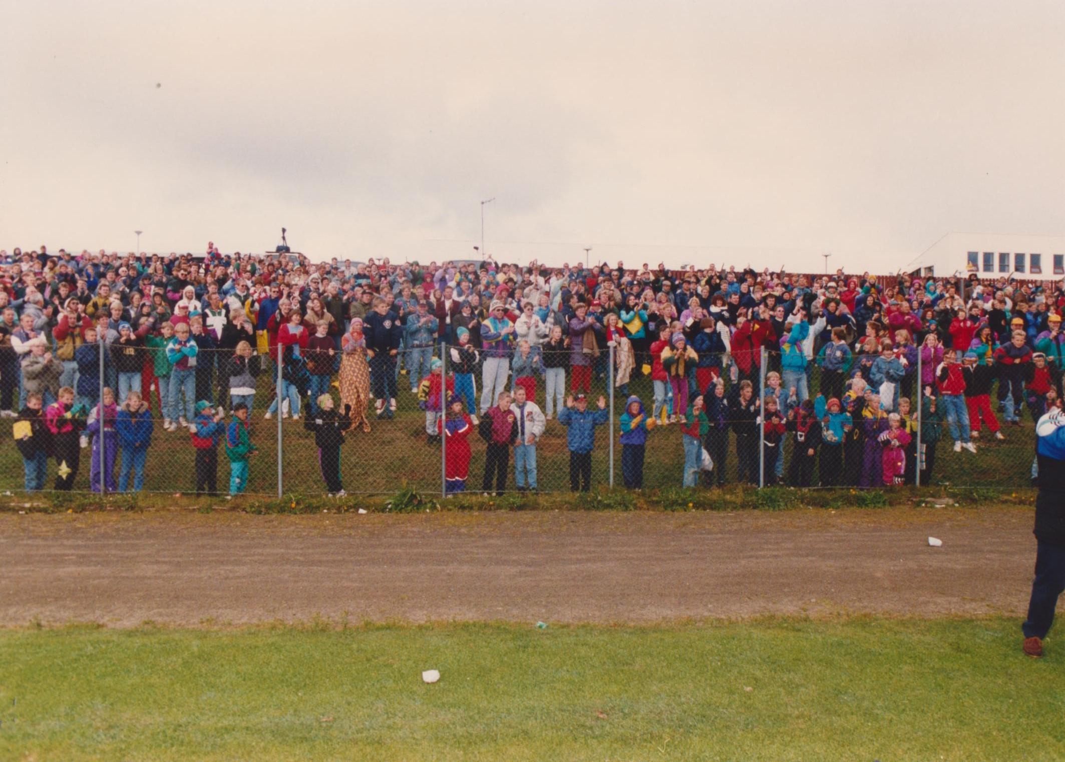 1992 ÍA - FH24