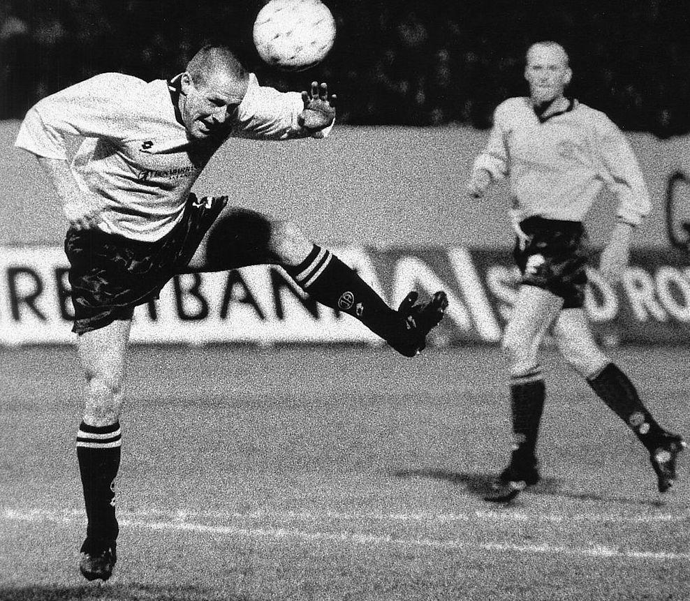 1993 ÍA - Feyenoord Evrópukeppni