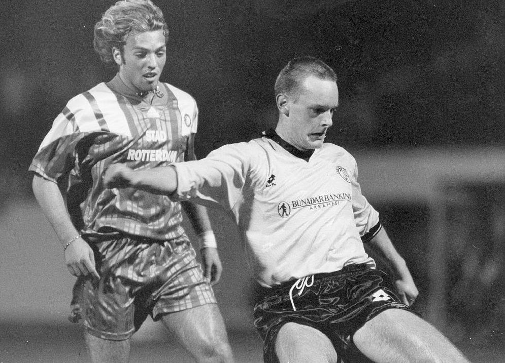 1993 ÍA - Feyenoord 2 Evrópukeppni