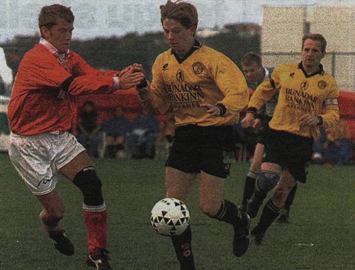 1995 Valur - ÍA