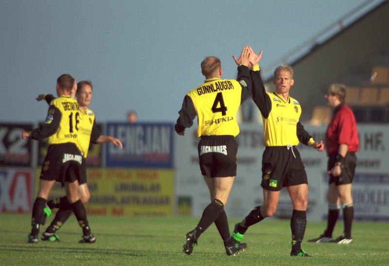 1993 ÍA - Breiðablik Mynd1