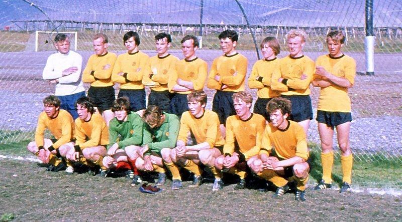 1971 Liðsmynd ÍA 2