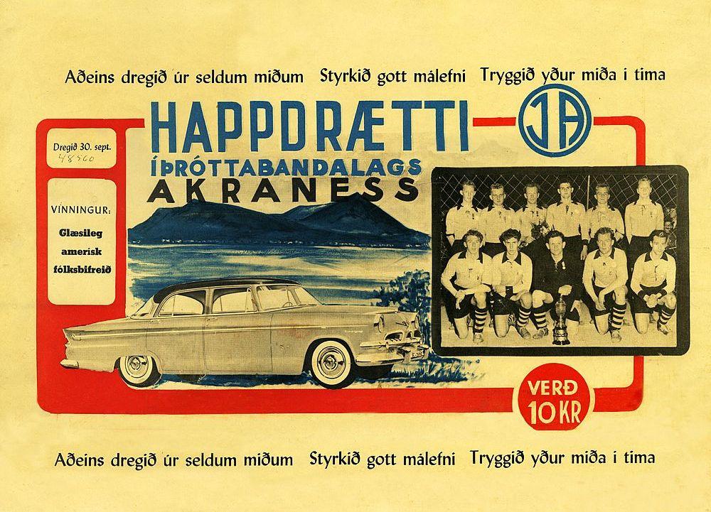 1955 Happdrætti
